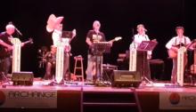 Concert du 3 juillet 2021 : le final avec Bluegrass Influence et De Family's Pinderleots